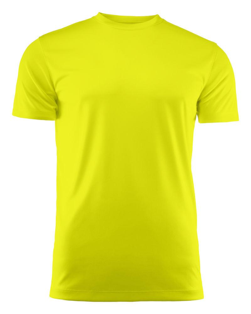 Psykedeelistä Vaatteita ja T-paita musta vaalea neon väri